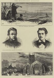 The Northfleet Disaster by Joseph Nash