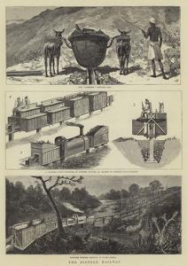 The Pioneer Railway by Joseph Nash