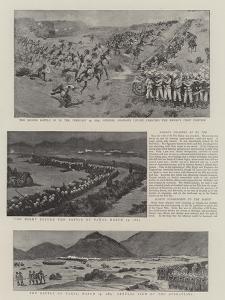 The Soudan Rebellion by Joseph Nash