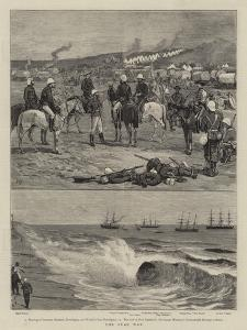 The Zulu War by Joseph Nash