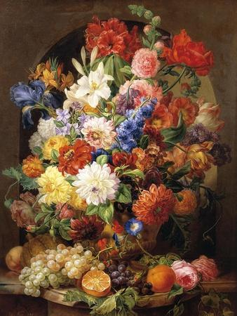 Composition of Flowers, 1839