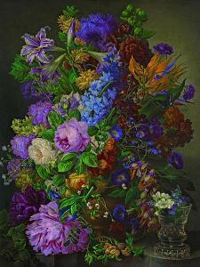 Flowers by Joseph Nigg