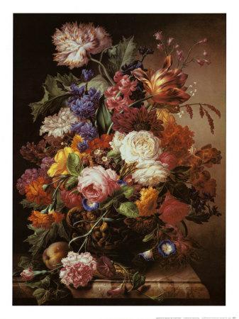 Grandmother's Bouquet I