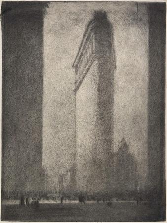 Flatiron Building, 1908