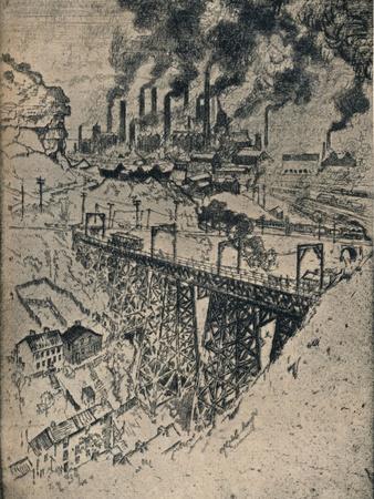'Steel-Edgar Thomson Works', 1909