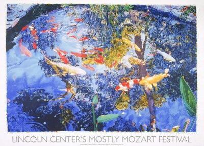 Pond with Goldfish, 2004