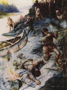 No Man Was Safe, No Life Was Sure by Joseph Ratcliffe Skelton