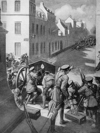 WW1 - Battle of Le Cateau 1914