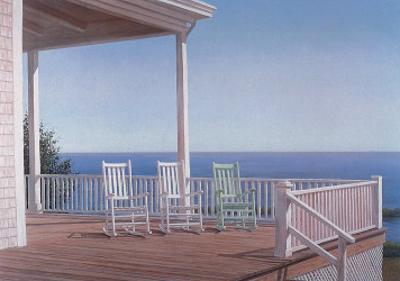 Ocean Rest by Joseph Reboli