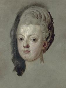 Marie Antoinette Habsburg-Lorraine, So Dauphine, 1772 by Joseph Siffred Duplessis