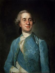 Portrait of the King Louis XVI, 1770s by Joseph Siffred Duplessis