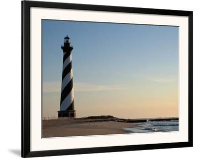 Cape Hatteras Lighthouse at Sunrise