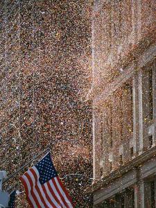 Desert Storm Victory Parade by Joseph Sohm