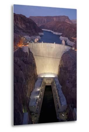 Hoover Dam, near Boulder City and Las Vegas, Nevada