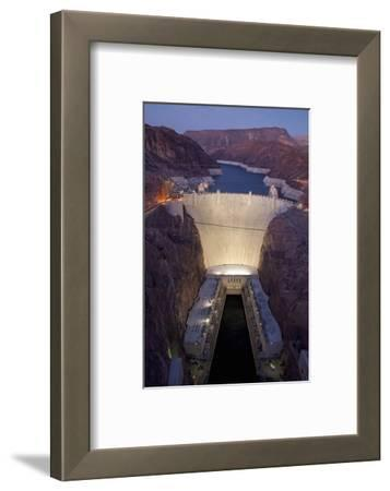 Hoover Dam, near Boulder City and Las Vegas, Nevada