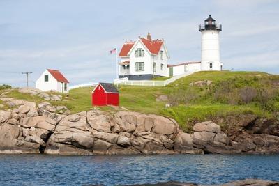 Nubble Lighthouse, Cape Neddick, York, Maine