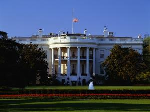 The White House by Joseph Sohm