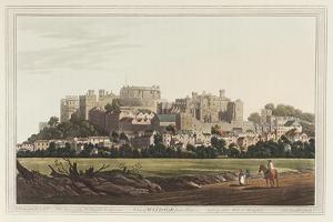 View of Windsor by Joseph Stadler