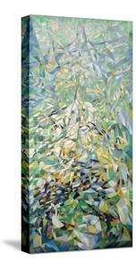 Spring (The Procession), c. 1914-1916 by Joseph Stella