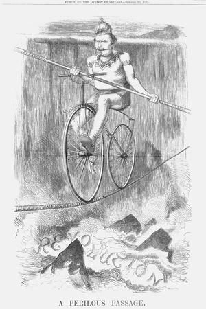 A Perilous Passage, 1869