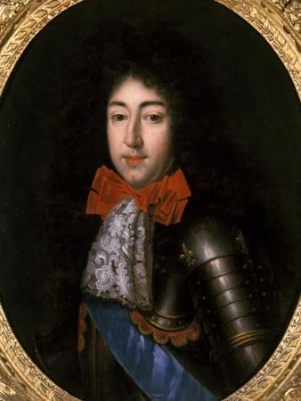 Louis XIV as Dauphin