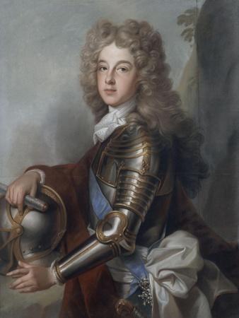 Portrait of France Philip, Duke of Anjou (1683-1746)
