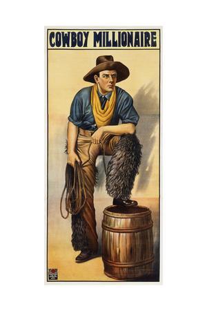 Cowboy Millionaire, 1910