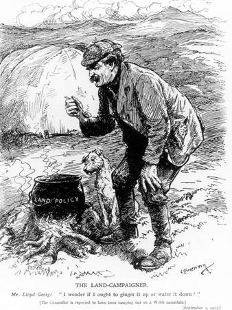 The Land-Campaigner, 1913