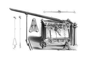 Cotton's Patent Automaton Balance. with Pilcher's Improvements, 1866 by Joseph Wilson Lowry