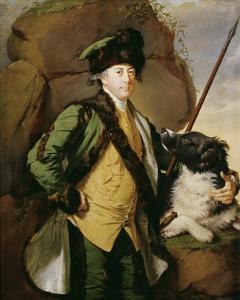 John Whetham of Kirklington by Joseph Wright