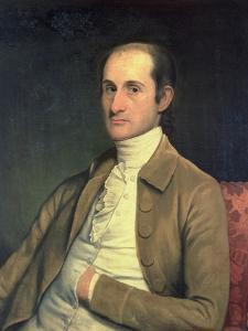 John Jay, 1786 by Joseph Wright of Derby