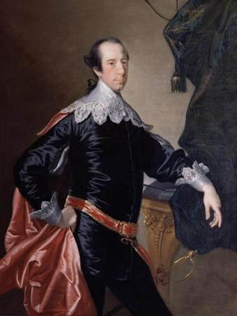 Lawrence Monck, 1760 by Joseph Wright of Derby