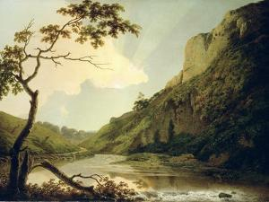 Matlock Tor, C.1778-80 by Joseph Wright of Derby