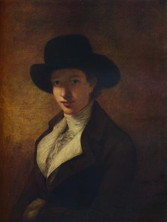 'Miss Hannah Wright', c1780 by Joseph Wright of Derby