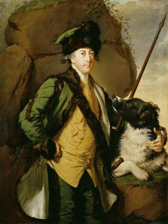 Portrait of John Whetham of Kirklington (1731-81), 1779-1780 by Joseph Wright of Derby