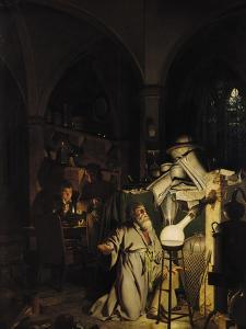 The Alchymist, 1771 by Joseph Wright of Derby