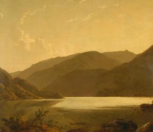 Ullswater, 1795 by Joseph Wright