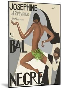 Josephine Baker - Au Bal Negra (The Black Ball) - le 12 Février 1927 (February 12, 1927)