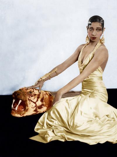 Josephine Baker, ca. 1920s--Photo