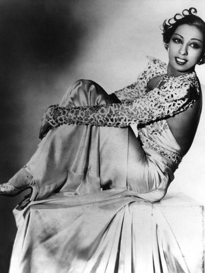 Josephine Baker--Photo