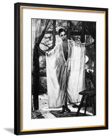 Josephine Baker--Framed Photographic Print