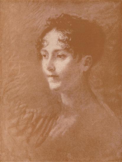 'Josephine', c1805, (1896)-Unknown-Giclee Print