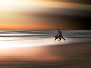 Beach Games by Josh Adamski