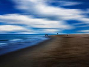 Blue Nights by Josh Adamski