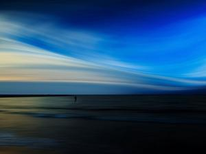 Blue Sky by Josh Adamski