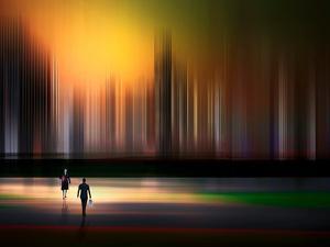 City Life by Josh Adamski