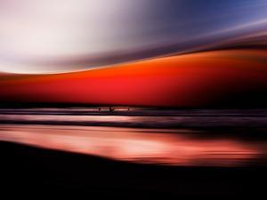 Red Wave by Josh Adamski