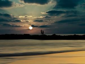 Romantic Sunset by Josh Adamski