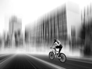 The Biker by Josh Adamski