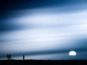 Three Men by Josh Adamski